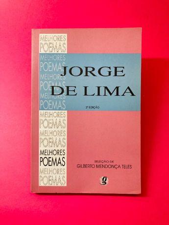 Melhores Poemas - Jorge de Lima