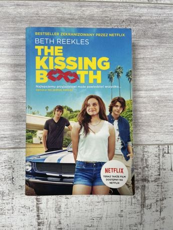 The kissing booth książka