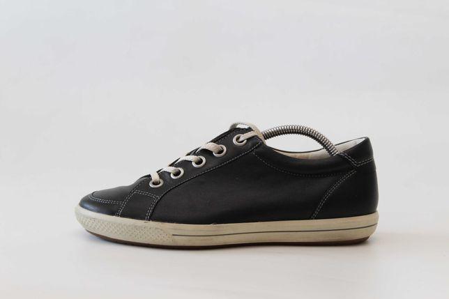 ECCO - wygodne skórzane buty 37 (23,5 cm)