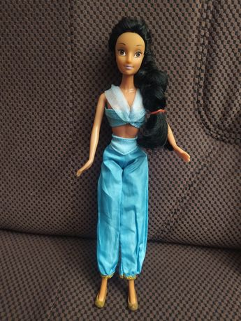 Lalka Alladynka, typu barbie, simba