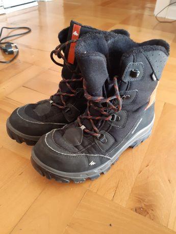 Buty dziecięce zimowe Quechua rozmiar 37