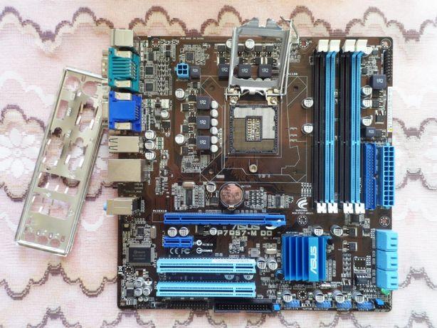 Материнська плата Socket LGA 1156 Asus P7Q57-M DO (rev 1.05G)