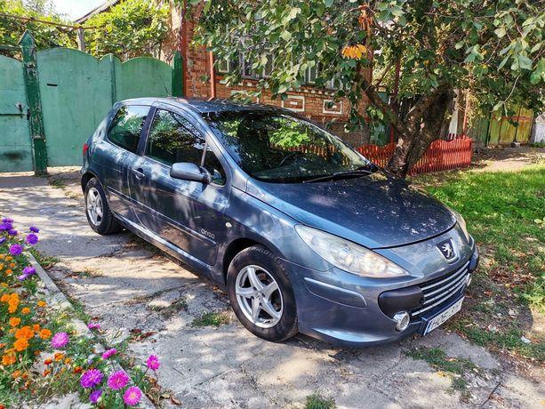 Peugeot 307 1.6 HDi снята с учета