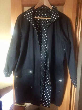 Куртка женская двусторонняя размер xl