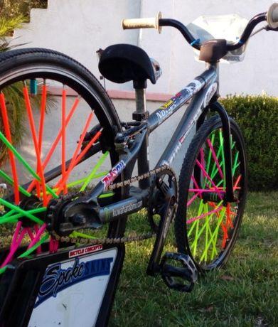 накладки на спицы KTM Kayo на колеса питбайк мото велосипед spoke skin