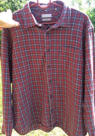Рубашка в клетку Maddison XL 43-44