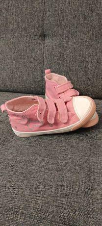 Buty Trampki dla dziewczynki