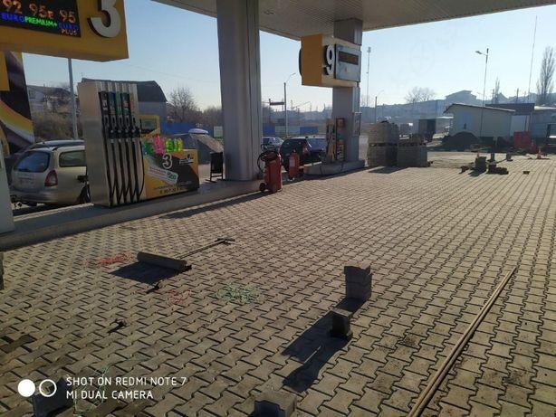Тротуарная плитка. Одесса и область.