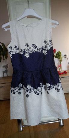 Śliczna sukienka r 36