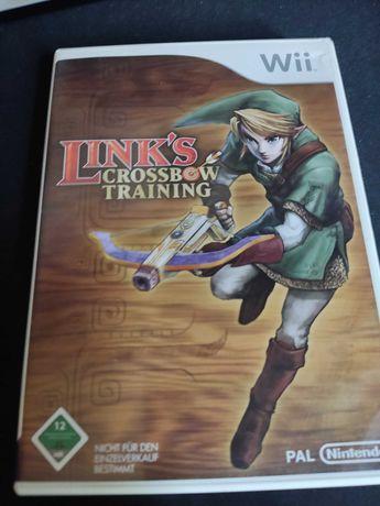 Link's Crossbow Training Wii używana