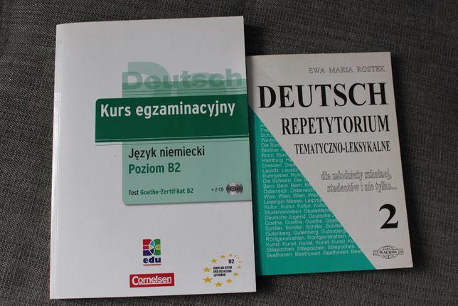 Kurs egzaminacyjny język niemiecki poziom B2 test Goethe-Zertifikat B2