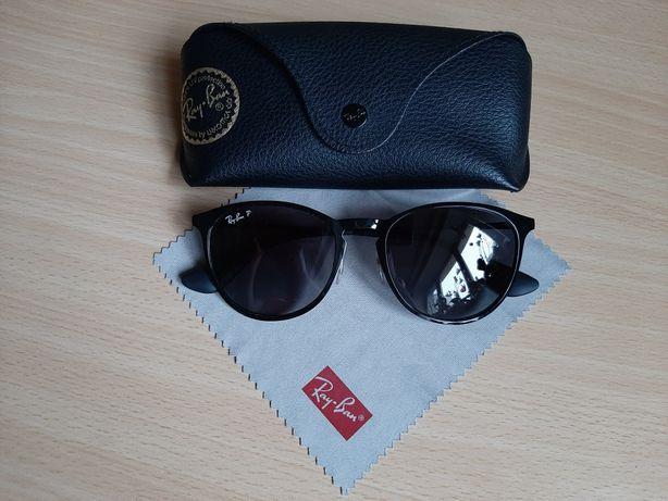Очки женские, окуляри Ray Ban P RB 3539 002/T3 54-19 145 3P