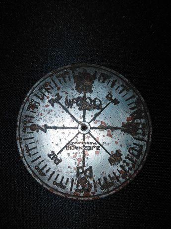 Tarcza busoli kierunkowej zwykłej Jeznacki kompas