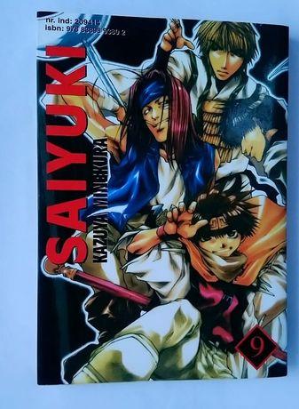 T saiyuki 9 kazuya minekura