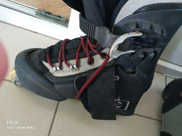 Роликовые коньки роликовые Rollerbland 25 см стелька