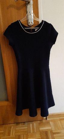 Sukienka granatowa 134