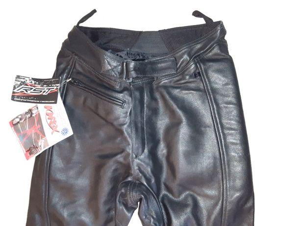 Spodnie motocyklowe skórzane RST FREEWAY Rozmiar 50 S Nowe