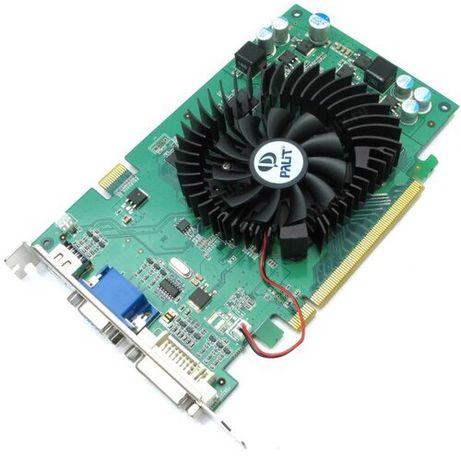 Видеокарта Nvidia 8600 gt  512 mb