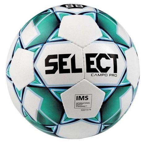 Мяч футбольний SELECT Campo Pro IMS, Оригінал з голограмою, гарантія.