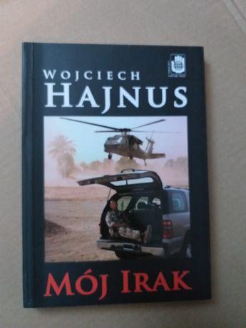 Wojciech Hajnus Mój Irak