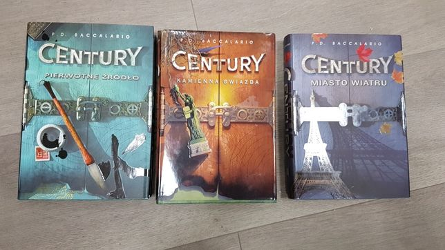 Baccalario Century 3 tomy