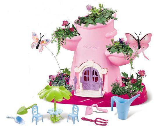 """Набор для выращивания растений детский """"Волшебный сад. Домик"""""""
