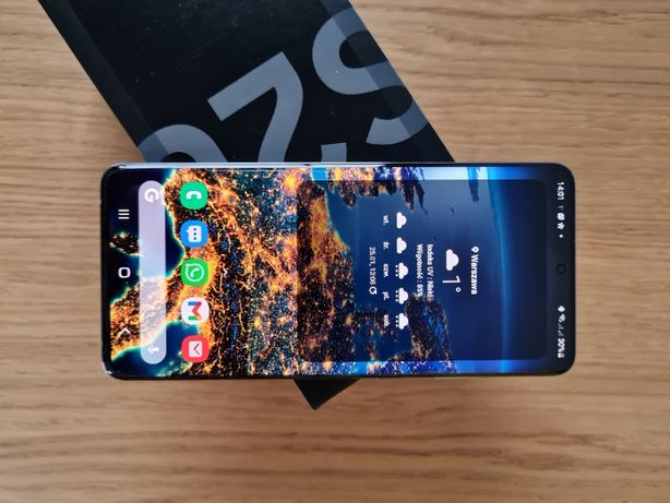 Samsung S20 plus 5G 128GB Cosmic grey
