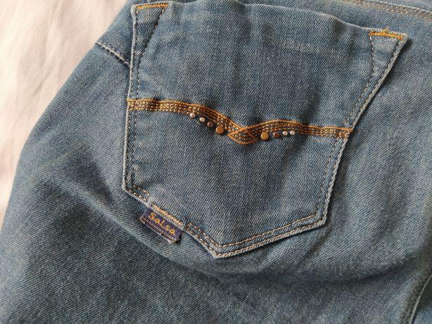 Calças Jeans Salsa Push-Up Wonder