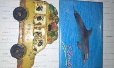 коллекция магнит море флорида Florida сша Dominicana ретро автомобиль