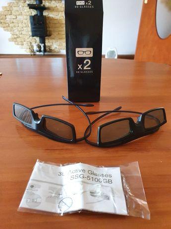 Okulary 3D Samsung SSG 5100 GB
