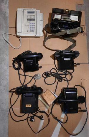 aparaty telefoniczne - antyki