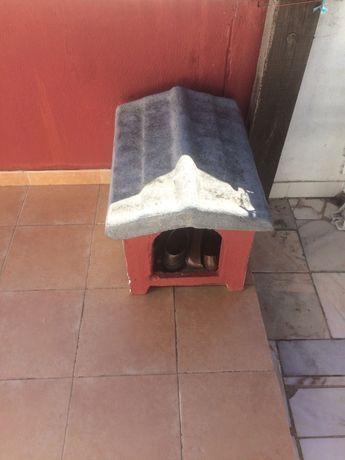 Casota de cão exterior