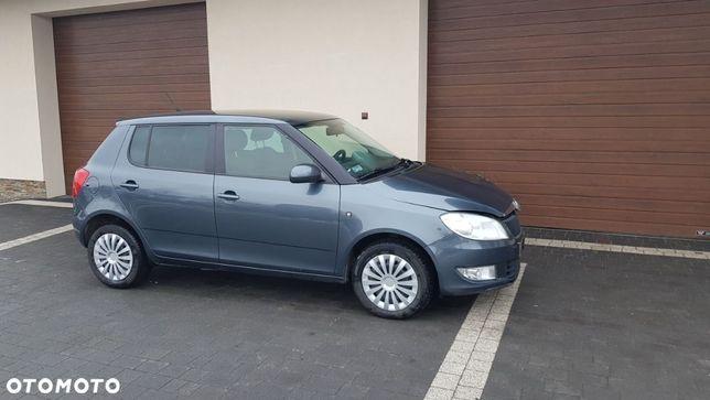 Škoda Fabia 1 rej 2015 1,2 Tsi Salon PL 1 wł. klima elektryka, po kolizji drogowej
