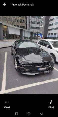 BMW E63 4.4V8 Zamiana.