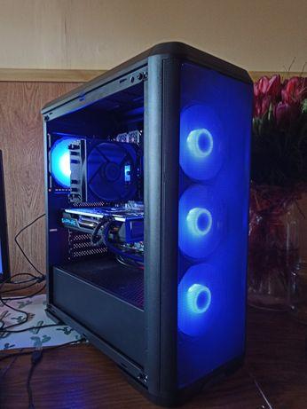 Komputer stacjonarny, gamingowy, do gier, Intel Xeon 2620v3 FULL TURBO
