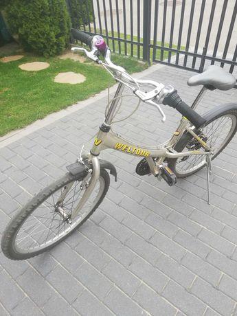Rower + gratis: nieużywane opony