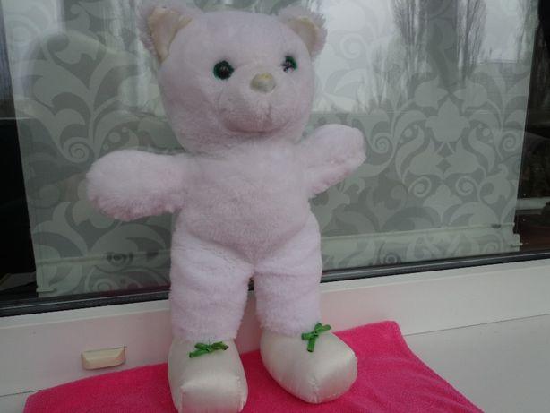 мягкая игрушка белый мишка