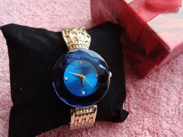 Подарунок! Елітний годинник жіночий Baosaili (часы женские + коробка)