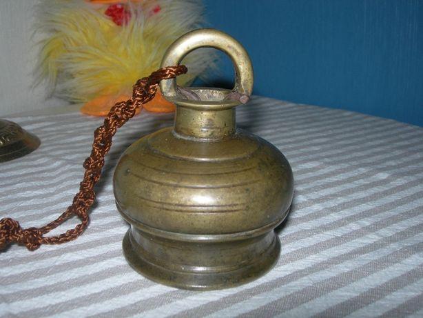 Колокольчик, колокол, рында, бронза, Дания