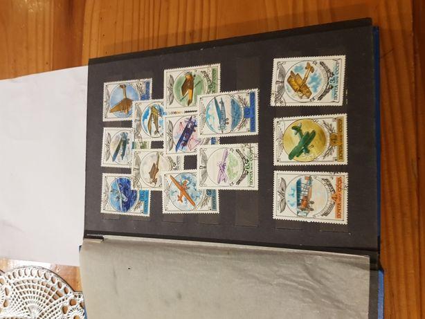 Album ze  znaczkami klaser