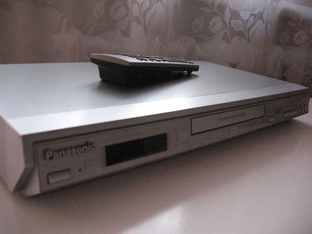 DVD Panasonic DVD-S27E-S