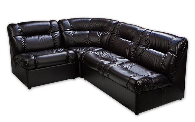 Модульный угловой диван для офиса Шарпей в наличии