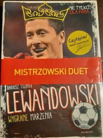 Lewandowski wygrane marzenia, Suarez nigdy nie będziesz sam