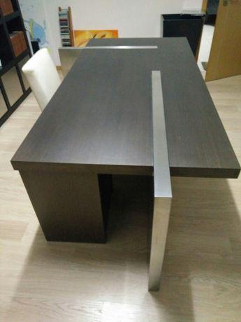 Escritório mesa e Bloco
