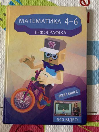 Книга с математики 4-6