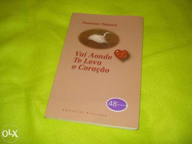 Livro - Vai aonde te leva o coração