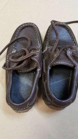 Sapatos de vela ñ 24 Zara kids