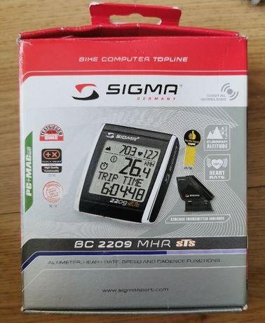 Sigma Sport BC 2209 MHR STS