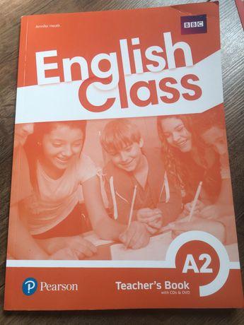 English Class A2 ksiażka nauczyciela