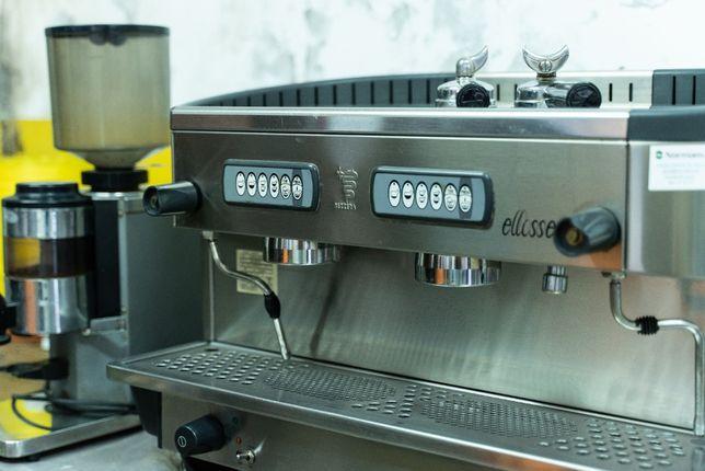 Máquina De Café Comercial Bezzera Ellisse + Moinho